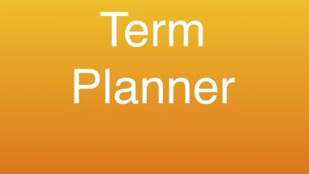 Term Planner