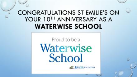 Waterwise Schools 10 Year anniversary.014